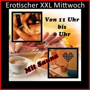 Erotischer XXL Mittwoch - Mit Sauna