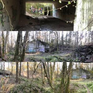 Lost Place‼️Eibia Kraftwerk & Filterstation
