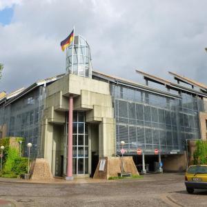 Parkhaus Große Straße/Speicherlinie FL