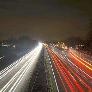 A1 Richtung Cloppenburg