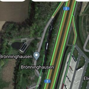 AB A2 Rastplatz Brönninghausen