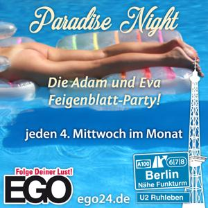 Paradise Night / EGO Berlin