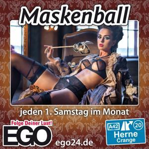 Blind Date Maskenball / EGO Herne