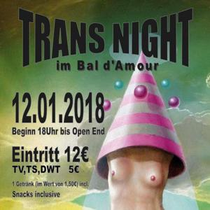 TRANSNIGHT im Bal d'Amour