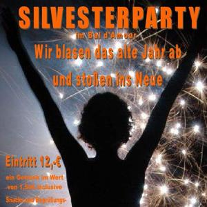 SILVESTERPARTY im Bal d'Amour