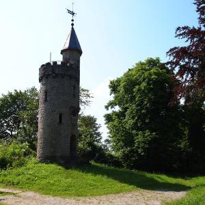 HX: Waldparkplatz Bismarckturm